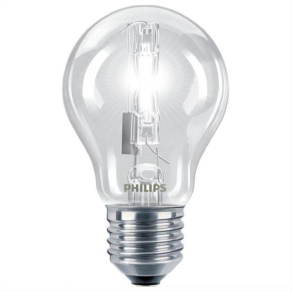 Philips EcoClassic30 105W Halogenlampe 230V E27 A60 klar -*R