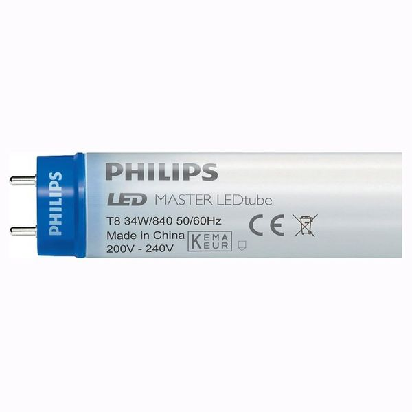Philips Master LED Tube GA210 1500mm 34W 840 G13 mit Starter -*A