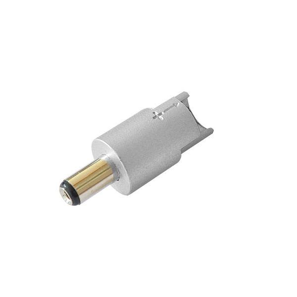 CLE Track 4 Mini LED Track System Endkappe links
