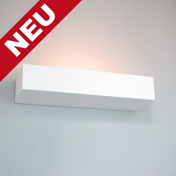 Nielönn GIPS WANDLEUCHTE E14 LED - max. 60W GIPSLAMPE