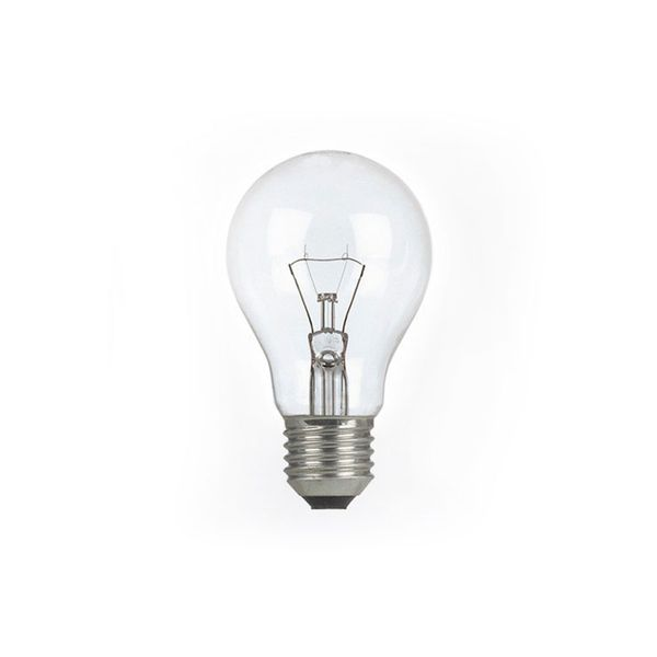 ORMALIGHT 10x AGL Standard Glühlampe 100W in klar E27 + 1x LAPTOP LED Leselicht mit USB Stecker