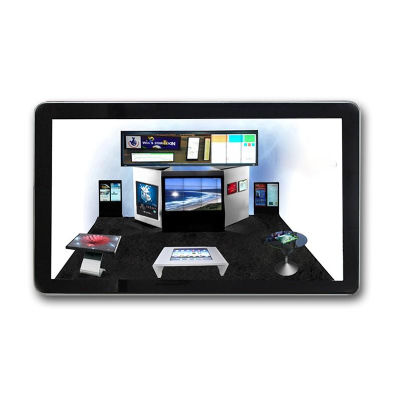 PlentiMedia Wand-Touch-Display Pro II 55 Zoll Mega Smart-Phone look Touchscreen Digital Signage
