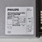 12x Philips Vorschaltgerät EVG GEBRAUCHT 70W Stahl für CDM HQI LAMPEN