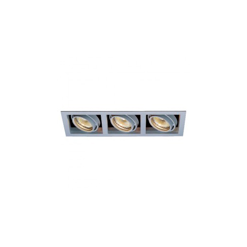 CLE LED 3x 5W Kardan Einbauleuchte 12V MR16 YK3