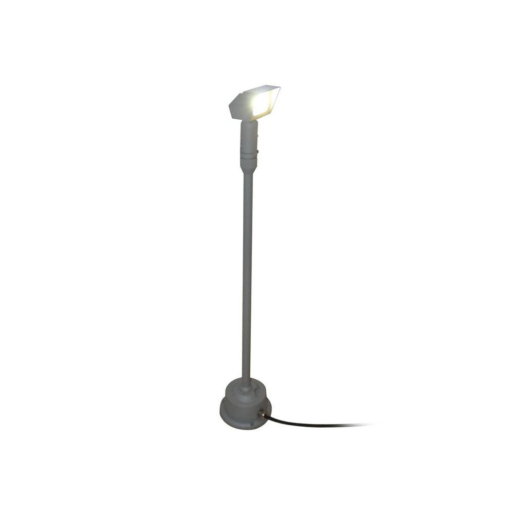 CLE LED Auslegestrahler alu IP65 CREE 6x1W 4300K Neutralweiß