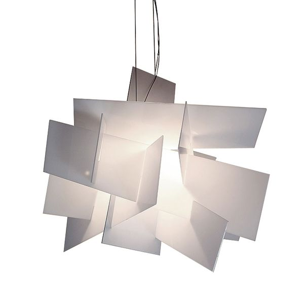 GaGa Lamp Design KWA WAN Deckenleuchte Weiß 100W Halogen