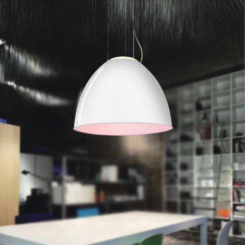 GaGa Lamp Design Mega Pendelleuchte L Weiß 60W E27