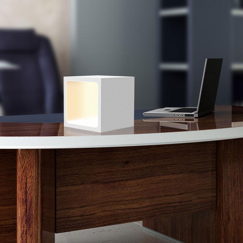 Gaga Lamp Design TAIKOO CUBE Würfelleuchte weiß 18x0,3W LED