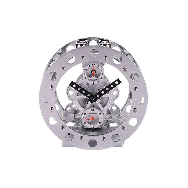 Gagatime Bell Alarm Gear Clock Tischuhr