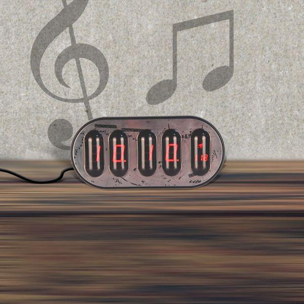 Gagatime Piano Clock Tischuhr Bild 1