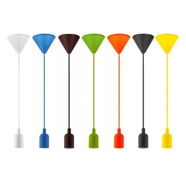 GaGa Lamp Design Colour Pendelleuchte Blau max. 60W E27 Bild 5