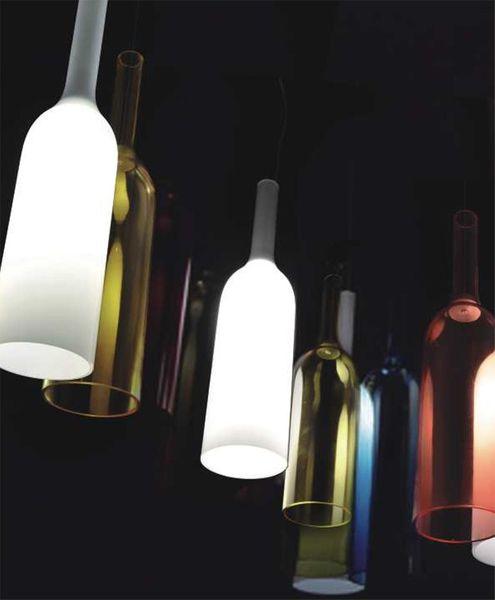 GaGa Lamp Design Flaschen-Pendelleuchte Bottle 3