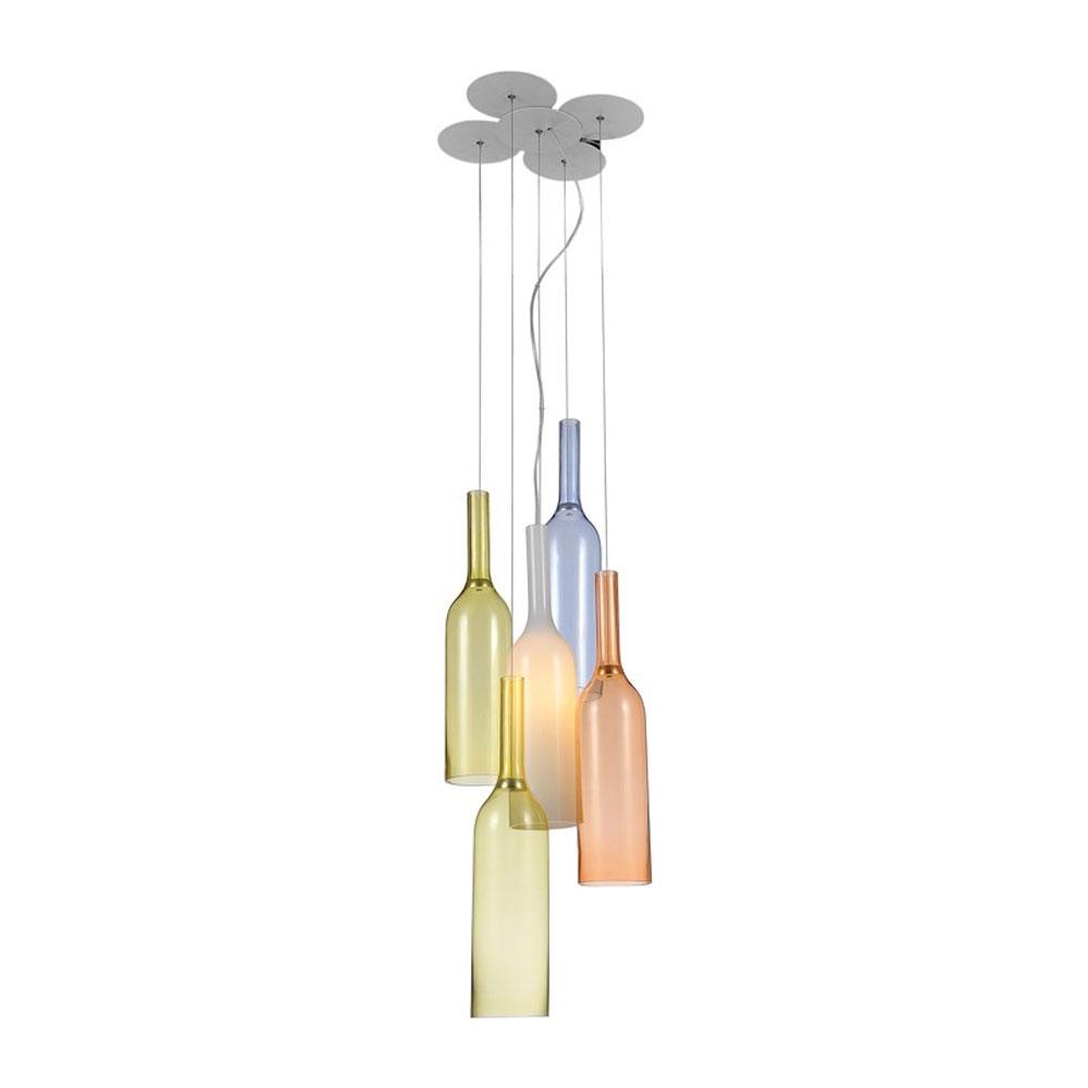 GaGa Lamp Design Flaschen-Pendelleuchte Bottle 5