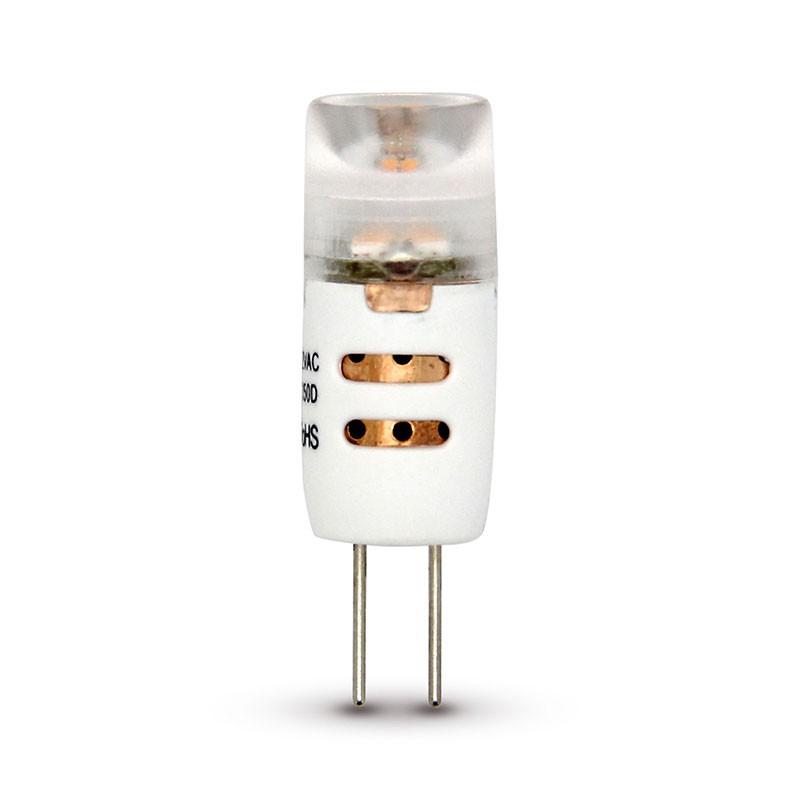 CLE LED Stiftsockellampe 1,5W(=10W Halogen) G4 12V neutralweiß 4200K