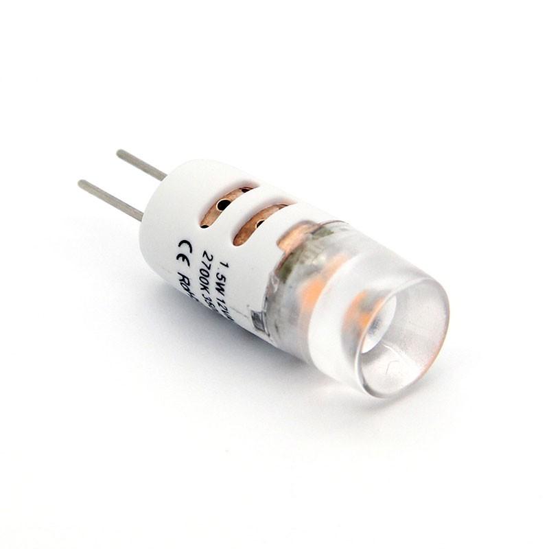 cle led stiftsockellampe 1 5w 10w halogen g4 12v neutralwei cle led komponenten live module g4. Black Bedroom Furniture Sets. Home Design Ideas
