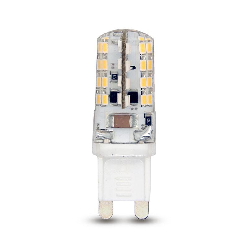 CLE LED Stiftsockellampe 3W G9 230V neutralweiß