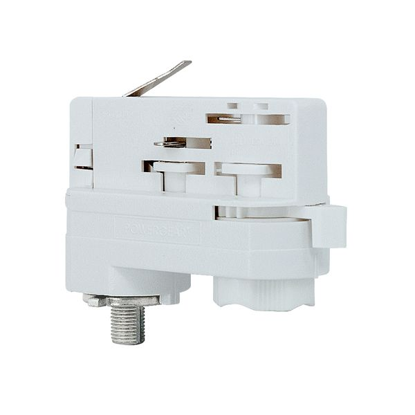 UNI 3Ph Stromschienenadapter Adapter weiss Staff Erco SLV Eutrac Hoffmeister Global  – Bild 4