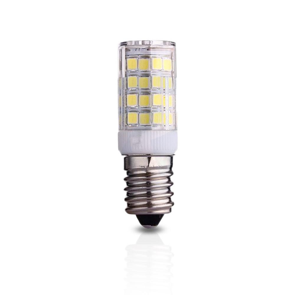 CLE LED Mini Röhrenlampe 4W E14 2700K warmweiß 370lm