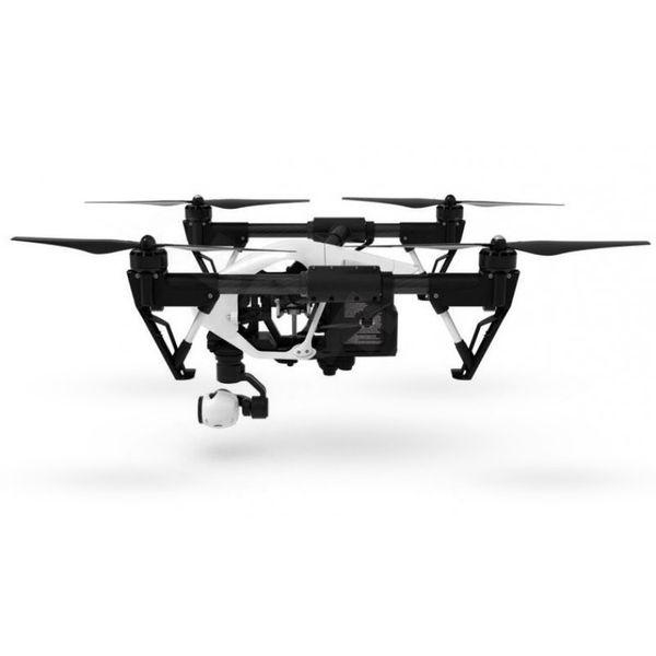DJI Inspire 1 T600 Quadrocopter Drohne Schwarz-Weiß mit 4K Kamera HD + Koffer – Bild 4