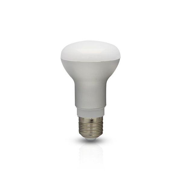 CLE LED Reflektorlampe R63 7W warmweiß E27 120 Grad Dimmbar