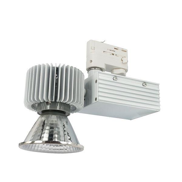 CLE LED Stromschienenstrahler weiß Philips FORTIMO SLM 3600lm 830 CertaDriver – Bild 3