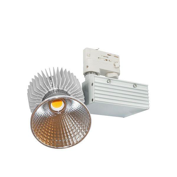 CLE LED Stromschienenstrahler weiß Philips FORTIMO SLM 3600lm 830 CertaDriver – Bild 6