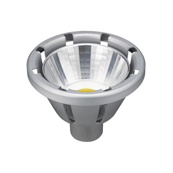 CLE LED Stromschienenstrahler inkl. LG T111 LED 3250lm und Driver alu grau – Bild 4