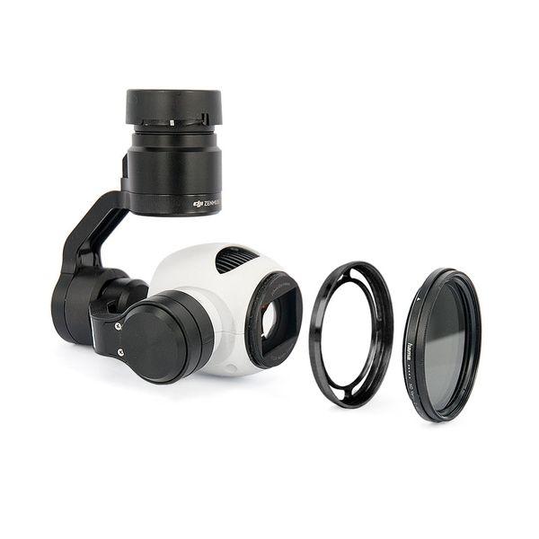 DJI INSPIRE 1 Adapterring für Profifilter Grau oder Spezialfilter 37 auf 49 mm Standardgewinde Zubehör – Bild 1