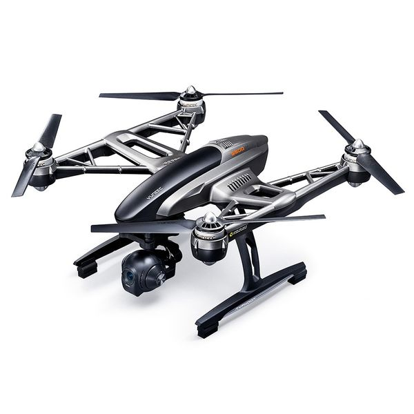 Yuneec Typhoon Q500 4K Black Edition NEUE Version Kofferset: Steuerung ST10+ 2 Akkus CG03 Steadygrip – Bild 2