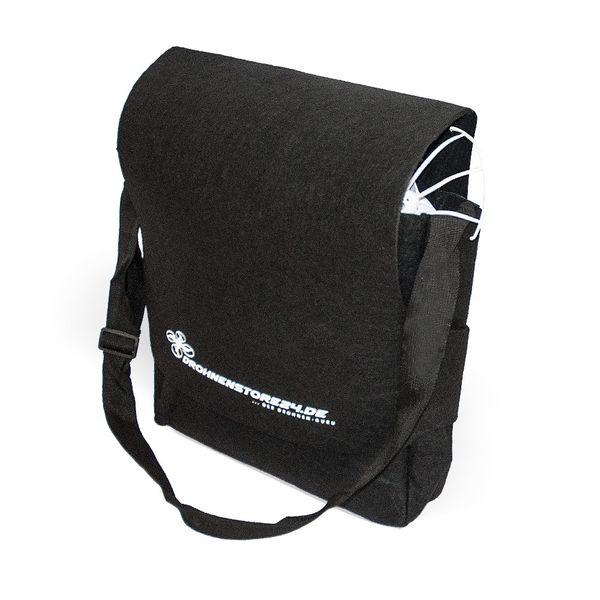 DS24 Drohnen Tasche zum Umhängen für Sender, Kabel und Zubehör XL – Bild 3