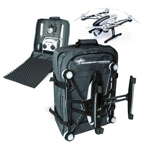 DS24 Sport Rucksack für Yuneec Q500 Zubehör Wasserdicht ultraleicht – Bild 1