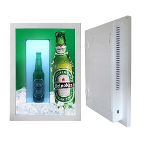 PlentiMedia 20 Zoll LCD Display Hollow Screen Monitor Digital Signage