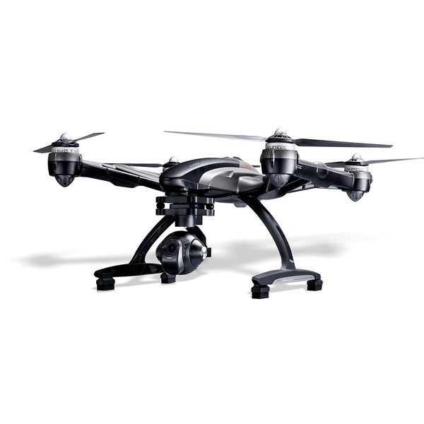 Yuneec Typhoon Q500 Black Edition ST12 Steuerung 1 Akku 4K CG03 Steadygrip mit Copter-Card – Bild 5