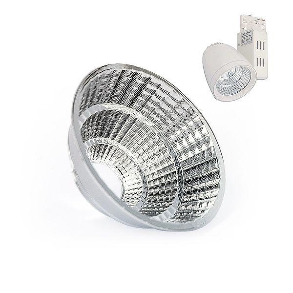 CLE Alu-Wechselreflektor für Strahler UPTL02 24 Grad