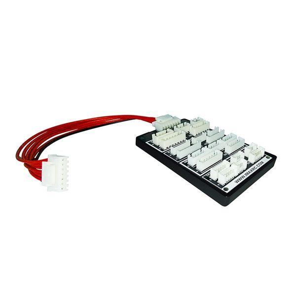 DS24 iMaxRC Multifunktions Balancer Board XH, EH, HP/PQ, TP/FP (2S-6S) – Bild 2