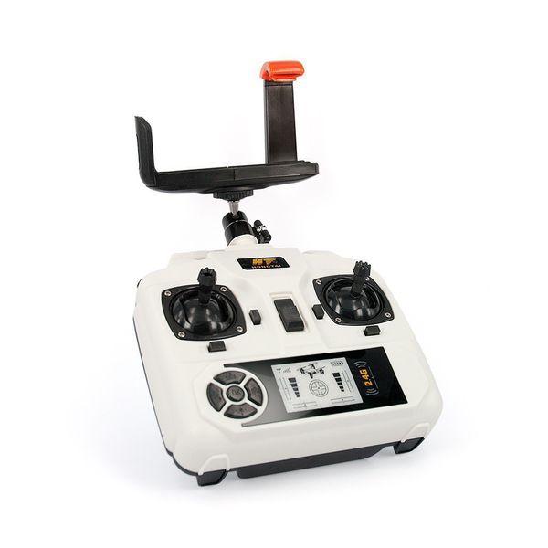 DS24 Travel Pack 2 Spooky SYM X5C Wifi Quadrocopter FPV Design Transparent – Bild 4