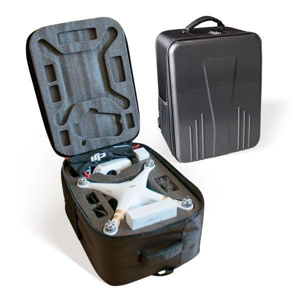 DS24 Hartdeckel Rucksack Koffer für DJI Phantom Carbon Hardtop Outdoor – Bild 2