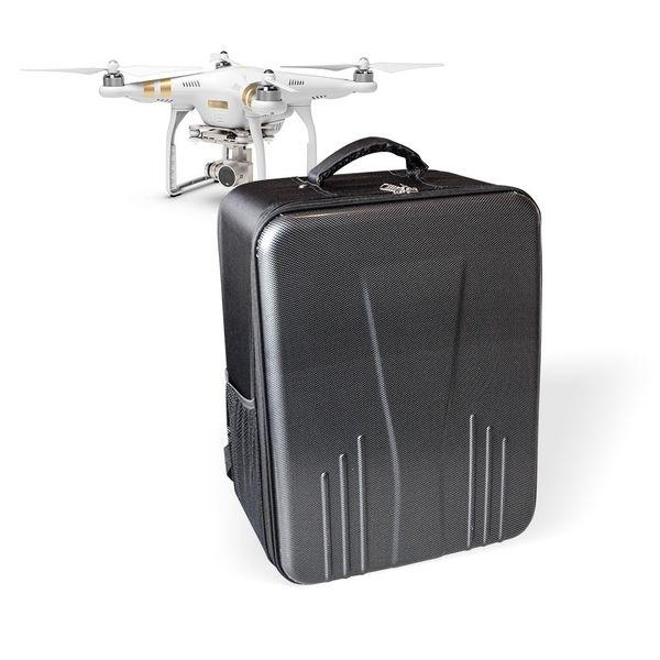 DS24 Hartdeckel Rucksack Koffer für DJI Phantom Carbon Hardtop Outdoor