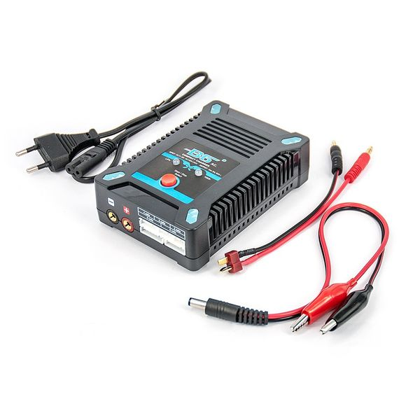 DS24 iMaxRC 2S bis 6S Schnellladegerät XH Banenstecker B6AC max. 50W 230V – Bild 2