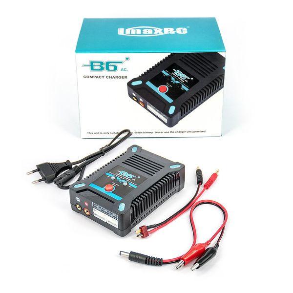 DS24 iMaxRC 2S bis 6S Schnellladegerät XH Banenstecker B6AC max. 50W 230V – Bild 1