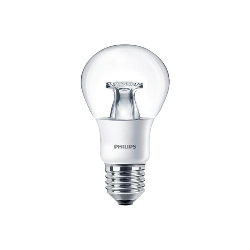 Philips Master LED bulb 6W Ersatz für 40W Glühlampe 827 E27 klar DIMTONE