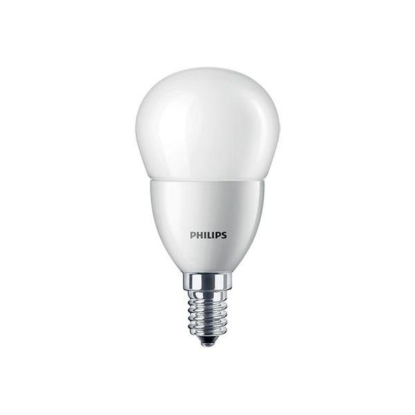 Philips CorePro LEDluster 5,5W Ersatz für 40W Glühlampe 827 E14 P45 matt