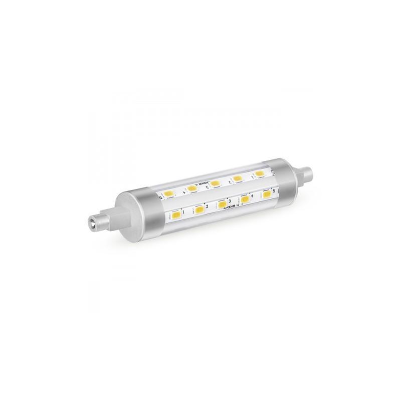 Philips LED Lampe 6,5 Watt SMD als Ersatz für Halogenstab 118mm R7s ...