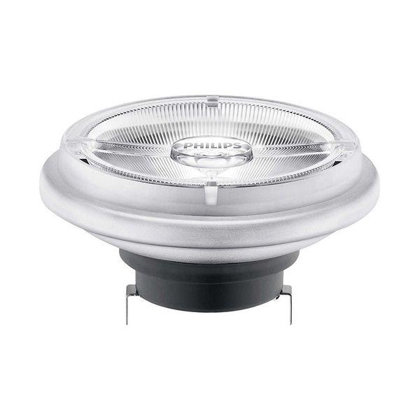 Philips Master LEDspot 11W Ersatz für 50W Reflektorlampe AR111 24Grad DIM warmton