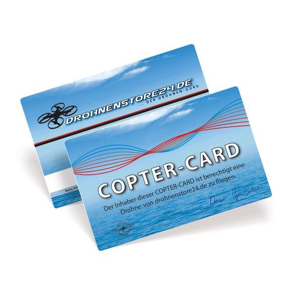 Quadrocopter Scorpius 955 FQ777 Drohne schwarz 2,4Ghz mit 2MP Kamera Copter Card – Bild 6