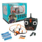 DS24 XT001A Mini Quadrocopter Drohne Safety Fly RC Anfänger Drohne mit LED inkl. Copter Card