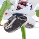 Syma X5HC Quadrocopter Drohne Hold Funktion 2MP Kamera weiss inkl. Copter Card – Bild 4