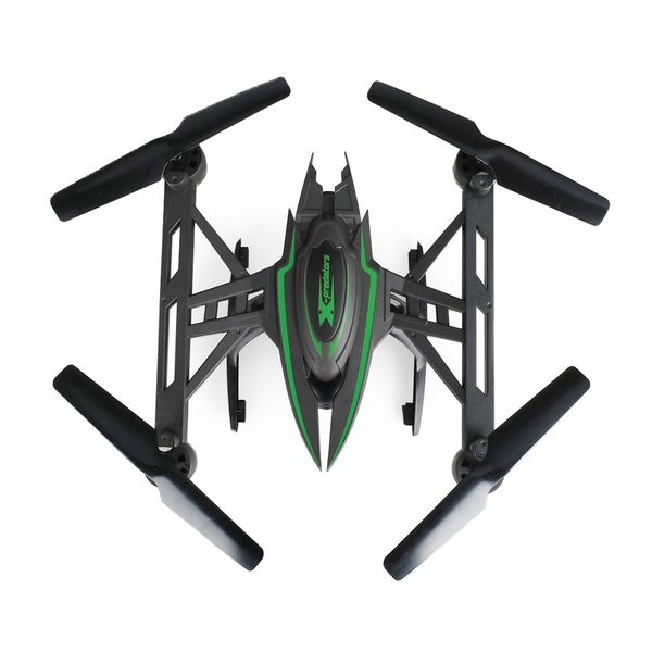 JXD 510W X-predators Quadrocopter Drohne Wifi FPV 0,3MP Kamera Hold Funktion incl. Copter Card – Bild 5