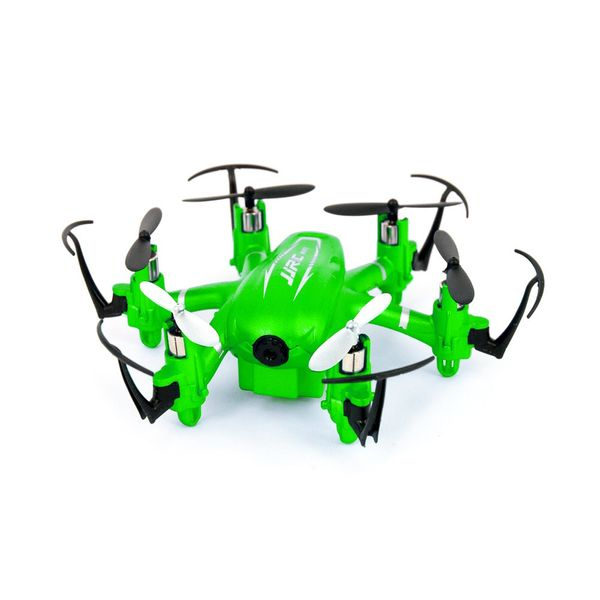JJRC MINI Hexacopter Drohne H20W grün Wifi 2MP FPV RC 2.4GHZ inkl Copter Card – Bild 3