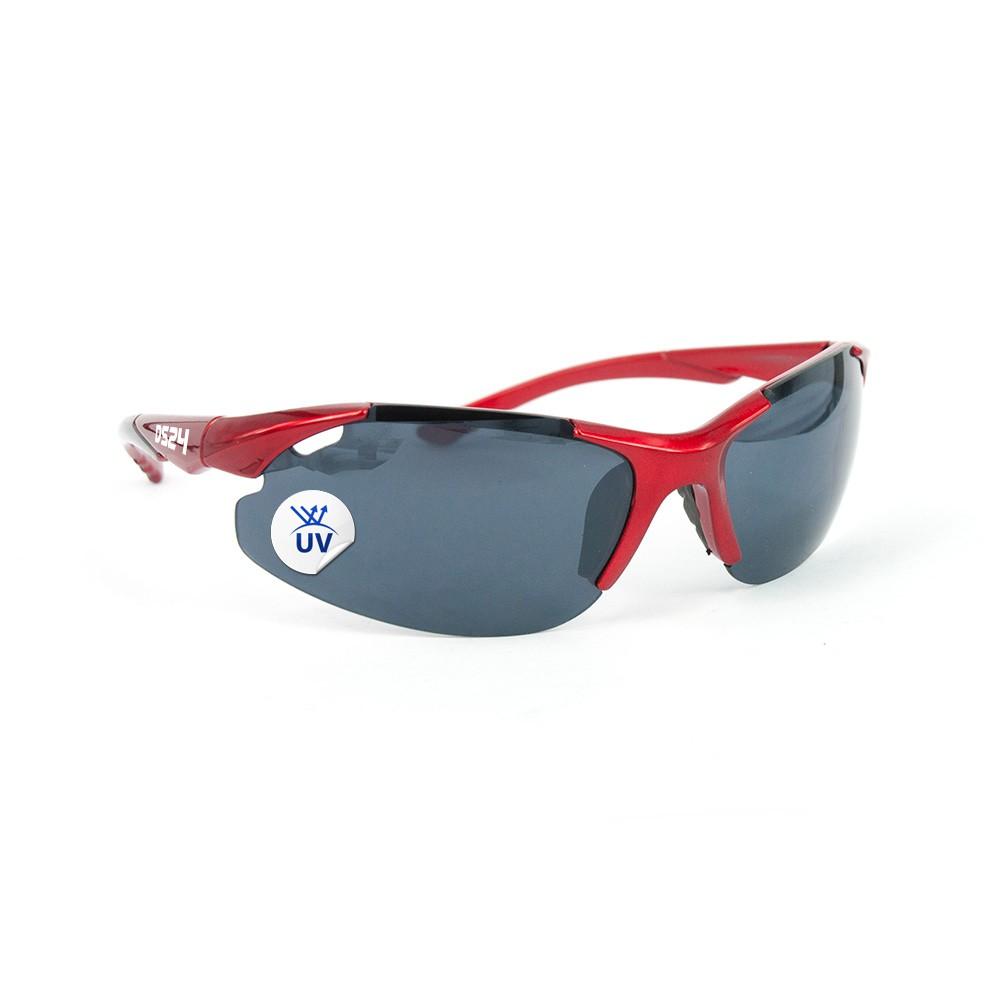 DS24 Flugbrille Sonnenbrille in ROT ideal zum Drohnen und Copterfliegen BOOM IT - Zubehör
